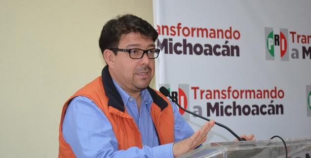 """Eligio Gonzáles, subrayó que la ciudadanía ya se encuentra cansada de """"tanta grilla y nada de propuestas"""""""