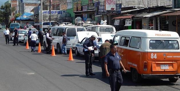 En Michoacán existe una unidad de servicio público de transporte por cada 123 michoacanos