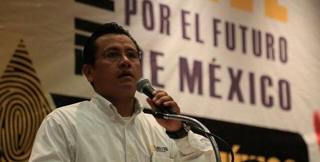 Quienes deseen postularse por el PRD habrán de someterse al PEP y a los lineamientos internos del partido: Torres Piña