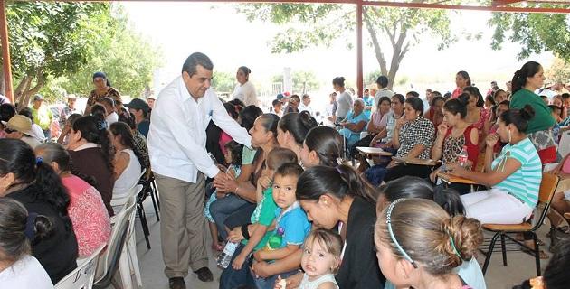 """Acusa Ibarra Torres de """"tortuguismo"""" a autoridades federales y estatales"""