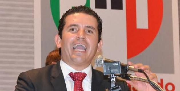 México está en pleno desarrollo gracias a las diversas acciones emprendidas por el mandatario federal, asegura Aguirre Chávez