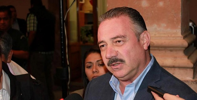 Benítez Suárez se dijo insatisfecho en torno a las acciones y planes que ha implementado el Ejecutivo federal en Michoacán