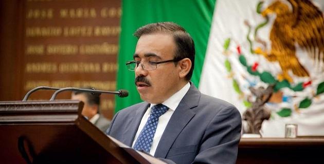 Moreno Martínez impulsa reformas a la Ley de Fiscalización Superior del Estado de Michoacán