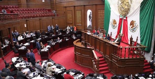 La iniciativa fue presentada por el diputado Omar Noé Bernardino Vargas el pasado 04 de diciembre en sesión de pleno