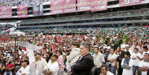 A partir de las 4 de la tarde diez mil antorchistas del municipio se reunirán para festejar los logros de sus movilizaciones y darán a conocer a la ciudadanía la forma en que trabajan