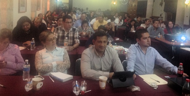 Aspiramos a ser garantes de la correcta utilización de recursos públicos, por ello vamos a capacitar en esta área a nuestros militantes, destacó el dirigente estatal, Carlos Torres Piña