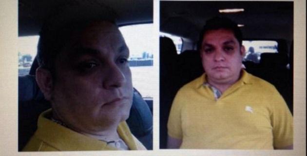 Omar Espejo Flores fue señalado como responsable de la desaparición de dos elementos de la PGR por un grupo de policías municipales de Vista Hermosa