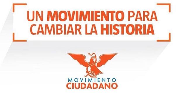 La organización política naranja hace la diferencia del resto de los institutos políticos al abrir hasta el 100% de las candidaturas a ciudadanos libres, sin necesidad de afiliación: Moncada Sánchez