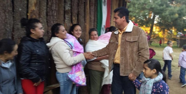 García Conejo consideró que en 2014 el Poder Legislativo federal hizo su parte, pues los diputados michoacanos lograron etiquetar cerca de 7 mil millones de pesos que se orientarán a los proyectos estratégicos planteados por el Ejecutivo estatal