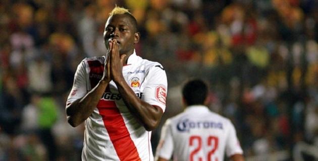Riascos, que está en el Monarcas Morelia, es recordado en Belo Horizonte por perder en el último minuto un penal contra el Atlético Mineiro, el principal rival de patio del Cruzeiro, en los Cuartos de Final de la Copa Libertadores de 2013