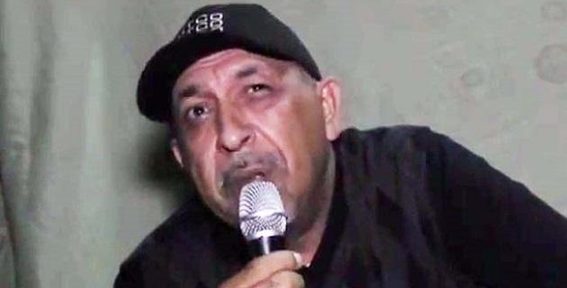 """Servando Gómez fue detenido la madrugada de este viernes en la ciudad de Morelia, junto con al parecer un """"familiar"""" de quien hasta el momento se desconoce su identidad"""