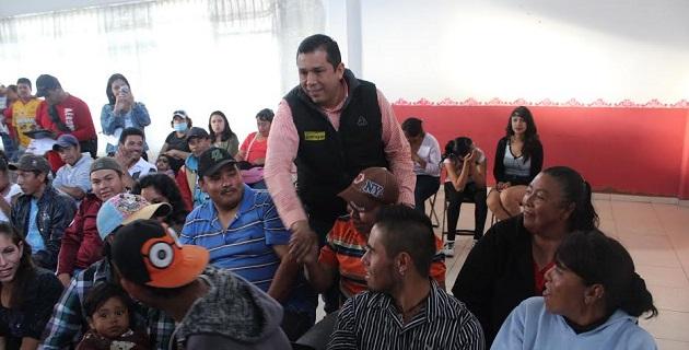 Con propuestas para la solución de los problemas es como se puede transformar a Morelia en una ciudad altamente competitiva económicamente a nivel nacional; Barragán Vélez
