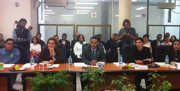 'Foco rojo' para la equidad, transparencia y legitimidad de las elecciones la pretensión de los partidos tricolor y del sol azteca por contaminar el proceso