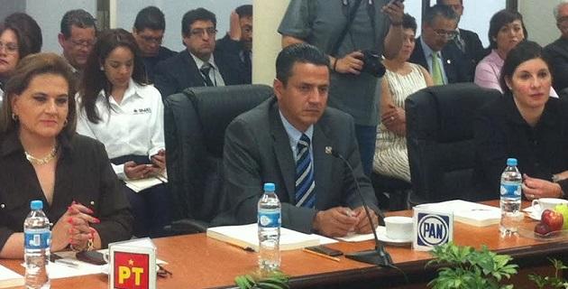 PAN, a la espera de la notificación formal de la resolución de la Sala Regional de Toluca sobre la revisión del caso del fallo del TEEM a favor del precandidato del PAN en Morelia, Ignacio Alvarado