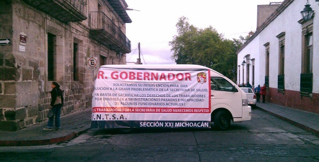 También se dará atención médica gratuita en los hospitales, centros de salud y las ocho jurisdicciones sanitarias de Michoacán a partir de las 8:00 horas