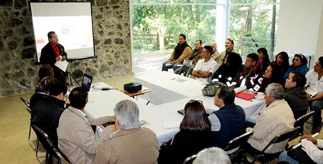 El compromiso del municipio de Uruapan, es el de participar activamente en los talleres como el que se impartió hoy con los sectores representativos del municipio