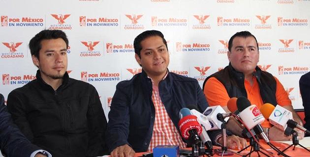 Ante el imparable incremento del índice delictivo en la entidad, el líder del instituto naranja, advirtió, que lamentablemente en Michoacán no hay gobernabilidad, ni las condiciones para que la ciudadanía pueda llevar una vida cotidiana en paz