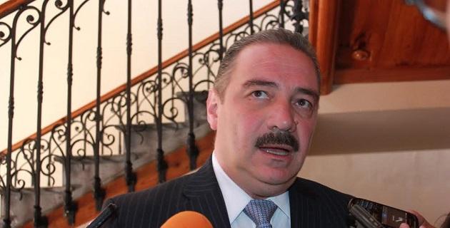 El diputado uruapense señaló que es un error considerar al presidente como un aliado para Michoacán