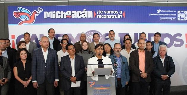 Para lograr un Gobierno eficiente y honesto, resaltan la necesidad de evaluar los resultados a todas las dependencias gubernamentales, señaló Calderón Hinojosa