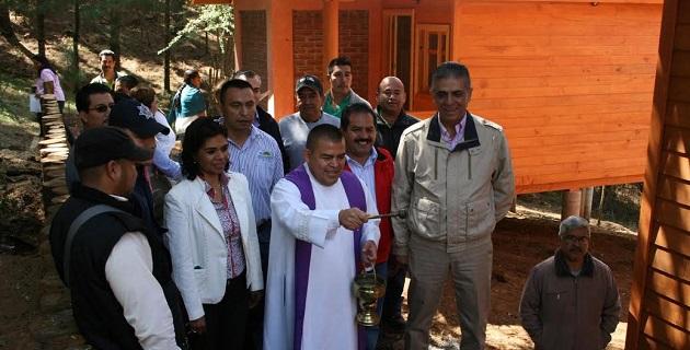 A través de este proyecto la población local podrá obtener recursos para crear otras acciones productivas