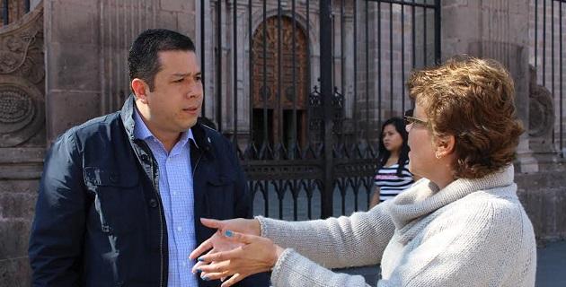 Barragán Vélez se ha pronunciado por incluir a Morelia en la era digital
