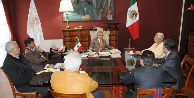Según Salvador Jara, en Michoacán predomina un clima de tranquilidad idóneo para emprender y consolidar proyectos a gran escala
