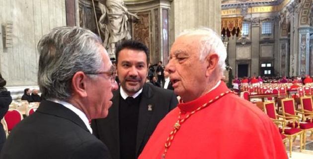 En cualquier caso, su ignorancia y su cinismo no lo eximen de cumplir la ley ni de las sanciones que corresponden, señala Roberto Blancarte