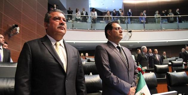 Durante los más de dos años que lleva la presente administración de Enrique Peña Nieto, el combate a la corrupción no ha sido un tema prioritario: Morón Orozco