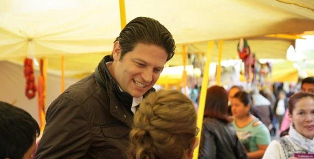 Alfonso Martínez señaló que los morelianos merecen contar con el desarrollo de la ciudad, otorgando una imagen renovada y ciudadana de la llamada ciudad de la cantera rosa