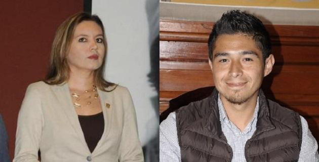 Trabajadores del SEMACM se han presentado en el salón donde está prevista la Convención de Delegados para hacer presión a favor de Molina Sánchez