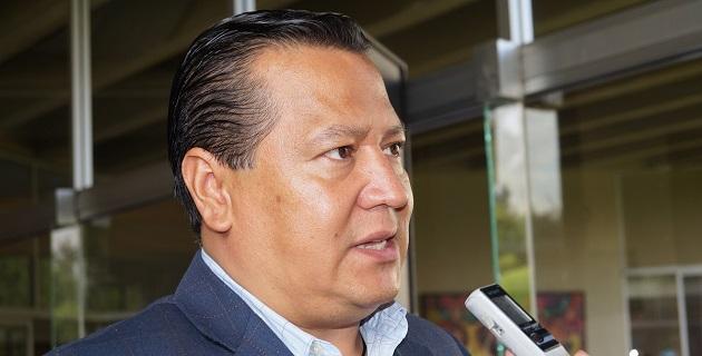 Para el miembro de la dirigencia nacional del PRD, el proyecto que encabeza Aureoles Conejo garantiza un gobierno incluyente, con la participación de todos