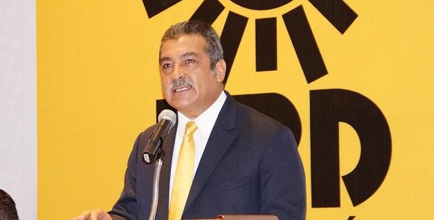 Morón Orozco será acompañado por los dirigentes del partido, así como por los candidatos del sol azteca a las diputaciones por Morelia