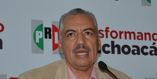 En el gobierno federal de Enrique Peña Nieto se viene poniendo orden en Michoacán y así seguirá: Trujillo Íñiguez