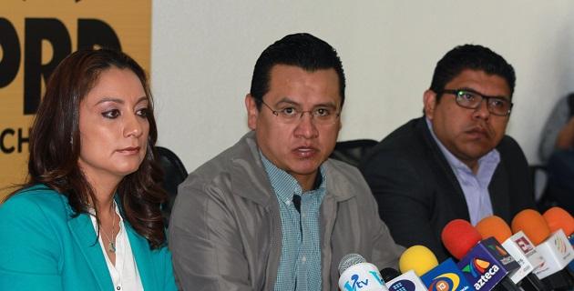 Queremos dejar en claro desde ahora que la campaña de Silvano Aureoles y de todos los michoacanos será de altura, con propuestas y atención a todos los sectores del estado: Carlos Torres Piña