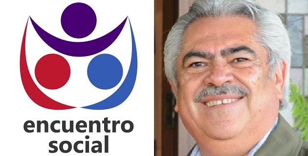 Así lo dio a conocer el ex consejero político del PES, Carlos Alberto Medina, en una rueda de prensa ofrecida este día a los medios de comunicación