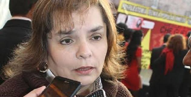 Diputada local independiente, Selene Vázquez.