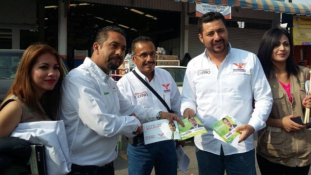 José Luis Montañéz, propuso no autorizar ninguna sucursal más de cadenas comerciales en las colonias populares, así como gestionar desde el Congreso del Estado, el etiquetado de recursos para micro y pequeños empresarios