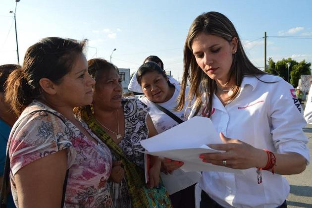 De los Santos consideró que la principal virtud de un político debe ser escuchar para tener la posibilidad de plantear distintas propuestas de solución a la compleja problemática de Morelia