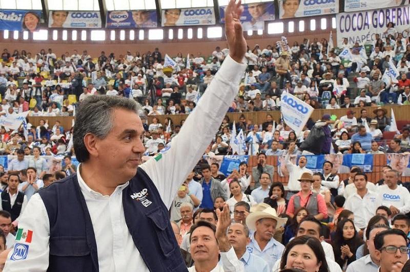 A unos días de la elección, el PAN y su estructura llegan más unidos y fortalecidos que nunca y continuarán realizando su trabajo de sumar simpatizantes al proyecto que busca cambiar en grande Morelia: Alvarado Laris