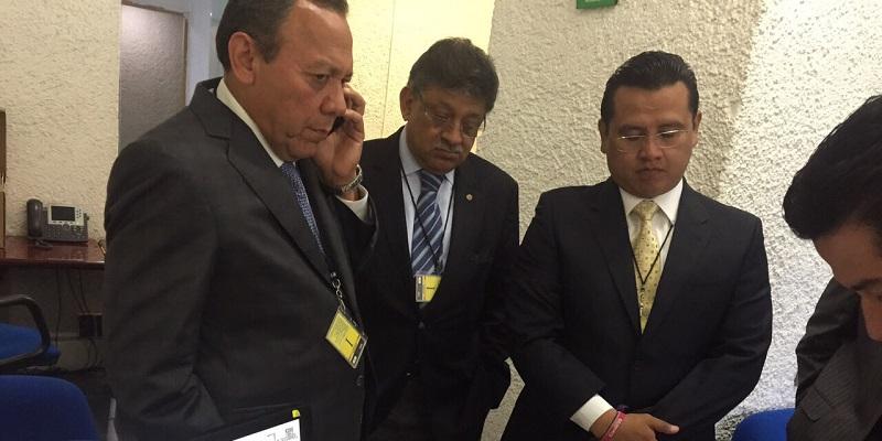 Orihuela Bárcenas logró integrar un emporio de 56 propiedades valuadas comercialmente en 301 millones de pesos -que sumadas a los de su círculo familiar, son 97 propiedades-, acusa el PRD