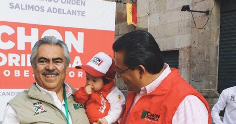 La franja de indecisos se está sumando a Ascensión Orihuela como su gobernador, aseguró Lázaro Medina