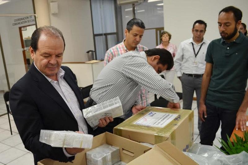 Se ponen a disposición de los ciudadanos las 7 mil 278 Credenciales para Votar con Fotografía que fueron resguardadas el pasado 12 de marzo