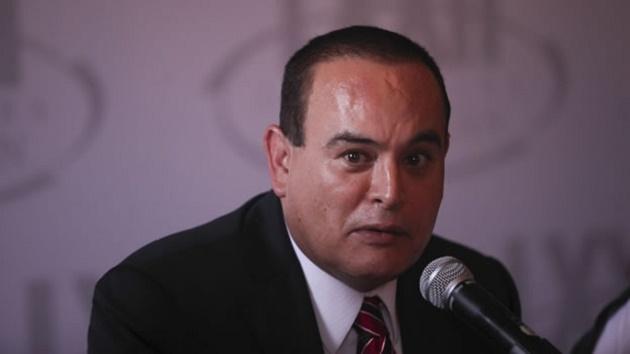 Godoy Castro también destacó los logros en materia de combate al secuestro; señaló que además de haber reestructurado la fiscalía encargada de ese delito, se logró la detención de 323 plagiarios y la desarticulación de 66 células criminales
