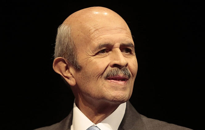 Aunque aseguró no haber apoyado a Aureoles Conejo en su campaña, Vallejo Figueroa indicó que tampoco hubo acercamiento con Ascensión Orihuela