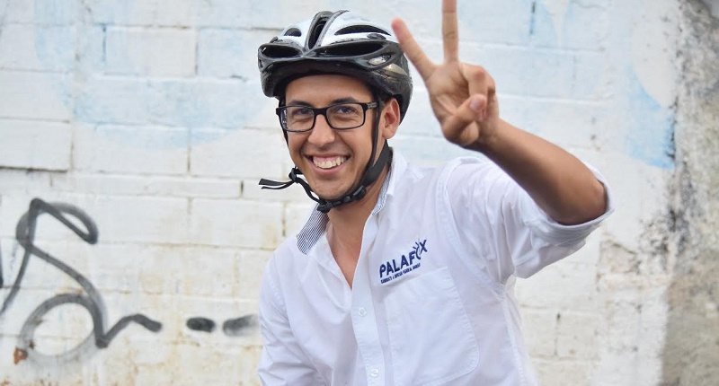 """""""Quien sabe perder, siempre sale ganando"""", aseguró Dávalos Palafox, quien aseguró que el proyecto no termina, sino que acaba de empezar"""