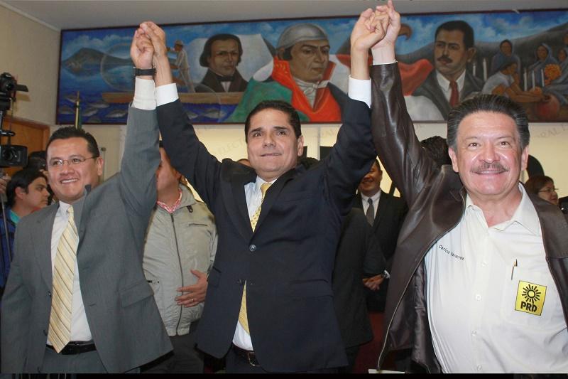 El próximo Gobernador del estado ganó 16 de 24 distritos electorales y más de 80 municipios