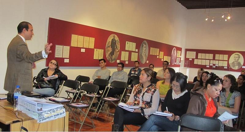 Ésta es la cuarta vez que se realiza un Curso-taller dirigido a periodistas y medios de comunicación para la Región Morelia, la cual abarca 22 municipios