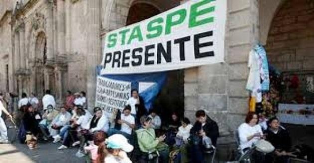 Ya en alguna ocasión anterior, el pasado 15 de abril, los miembros del STASPE debieron recurrir a esta medida para presionar al Gobierno de Michoacán a realizar sus pagos pendientes