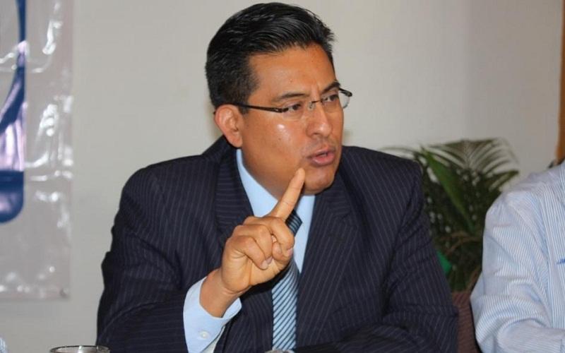 No permitiremos atropellos ante irregularidades del proceso electoral, señaló el jefe estatal panista, Miguel Ángel Chávez