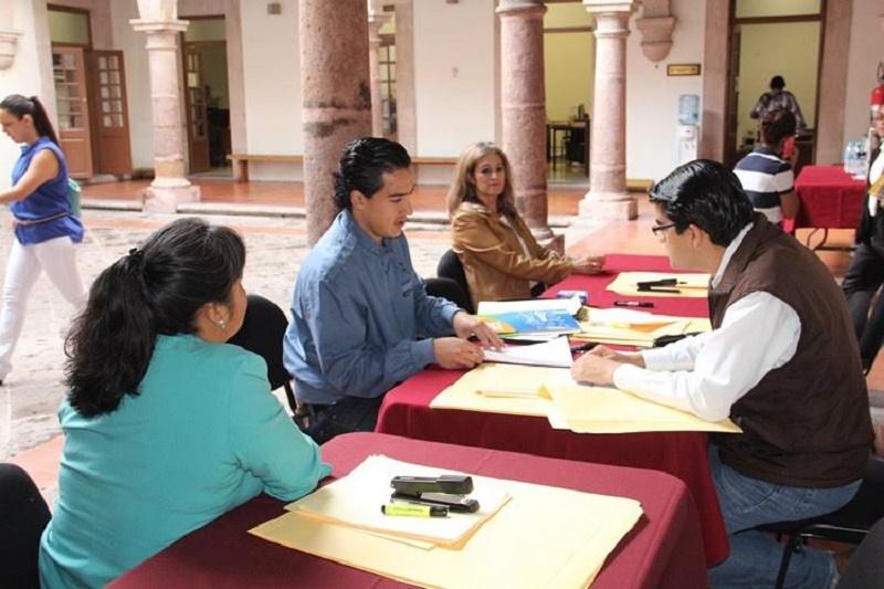 Cabe señalar que la recepción de documentos será en las instalaciones del Instituto de Investigaciones y Estudios Legislativos del Congreso local, ubicadas en la calle Morelos Norte No. 82, esquina con Aquiles Serdán, Centro Histórico